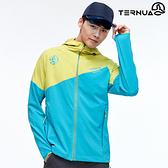 【下殺↘3580】TERNUA 男 Stormfleece連帽外套1643353 AF / 城市綠洲(輕量 透氣 防風 防潑水)