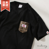 【NILWAY X ROUND HOUSE】短袖寬版T恤