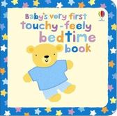 Baby's Very First Touchy-Feely Bedtime Book 寶寶的第一本觸摸小書:晚安篇