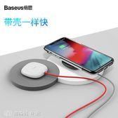 倍思 手機無線充電器帶吸盤式iphoneXS蘋果8 iphone8plus XS  【創時代3c館】