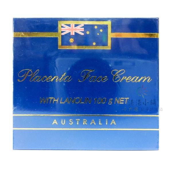 澳洲羊胎盤素活力面霜 100g
