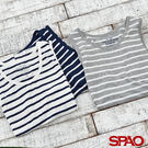 SPAO男款基本款條紋背心-共3色...