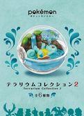 耀您館★RE-MENT盒玩全6種皮卡丘盆景P2傑尼龜噴火龍急凍鳥神奇寶貝球盆景精靈寶可夢盆景扭蛋