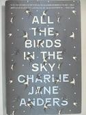 【書寶二手書T5/原文小說_EVJ】All the Birds in the Sky_Anders, Charlie Jane