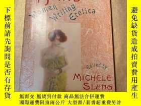 二手書博民逛書店Slow罕見Hand Women Writing EroticaY417350 Michele Slung