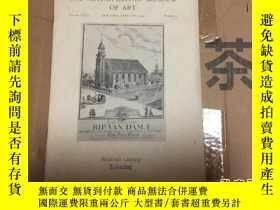 二手書博民逛書店1940年2號《大都會藝術博物館公報》(BULLETIN罕見OF