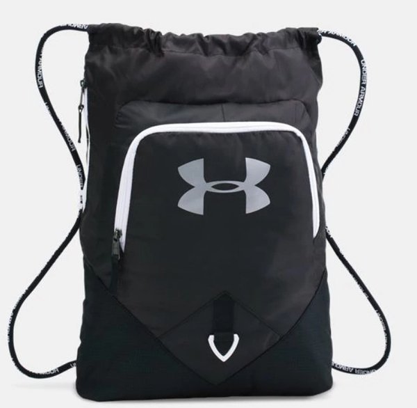 Under Armour UA Undeniable [1261954-001] 健身袋 束口袋 抽繩 輕量 收納 黑