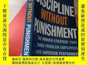 二手書博民逛書店DISCIPLINE罕見WITHOUT PUNISHMENTY1