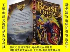 二手書博民逛書店Beast罕見Quest Jaws Of Death:野獸探索死亡之口.Y212829