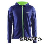 CRAFT 連帽保暖外套(男)Warm Hood Jacket 藍 1903659