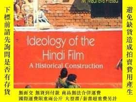 二手書博民逛書店Ideology罕見Of The Hindi Film: A H