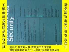 二手書博民逛書店International罕見Security (journal) spring 2013國際安全研究學術Y1