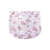 小禮堂 美樂蒂 圓筒型手提網狀洗衣袋 洗衣網袋 護洗袋 手提網袋 (粉 滿版) 4990270-12826