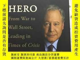 二手書博民逛書店YOU罕見CAN T PREDICT A HERO Y20897 出版2009