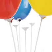 乳膠氣球專用氣球棒10入