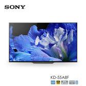 《日本製+24期0利率+詢問再送好禮-可折現》SONY 索尼 KD-55A8F 55吋 OLED 液晶電視 公司貨