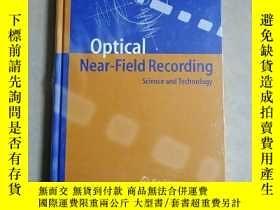 二手書博民逛書店optical罕見near-field recording(光學