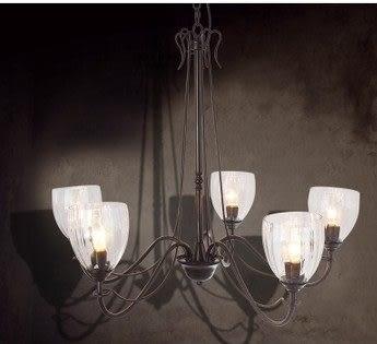 設計師美術精品館北歐個性簡約美式鄉村鐵藝吊燈飾客廳餐廳臥室書房燈具