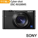 SONY RX100M5 大光圈類單眼輕巧數位相機*(中文平輸)
