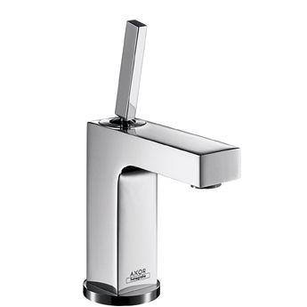 【麗室衛浴】德國頂級HANSGROHE  AXOR Citterio 系列 單槍臉盆龍頭  39010  知名飯店W Hotel 御用系列