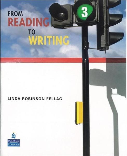 (二手書)From Reading to Writing 3: Student's Book (without ProofWriter)