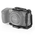 SmallRig 2254 Cage 鋁合金外框 for Blackmagic Design Pocket Cinema Camera 4K 6K 錄影用支架 Arca 公司貨