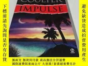 二手書博民逛書店(英文原版)Impulse(罕見書籍 Y245691 Cathe