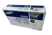 SAMSUNG 原廠公司貨 CLP-K660BK 原廠黑色碳粉匣 適用 Samsung CLP-610ND、660ND、6200FX