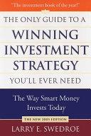 二手書 The Only Guide to a Winning Investment Strategy You ll Ever Need: The Way Smart Money Preserves R2Y 0312339879