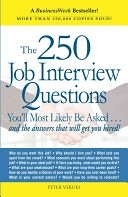 二手書 The 250 Job Interview Questions: You ll Most Likely Be Asked...and the Answers That Will Get Yo R2Y 1580621171