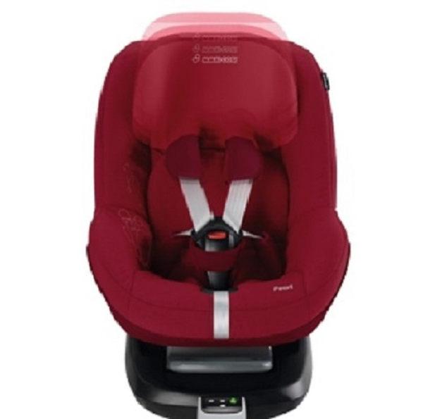 MAXI-COSI Pearl 幼兒安全座椅-紅