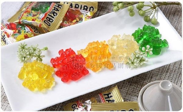 德國HARIBO小熊軟糖迷你包10g 水果軟糖 [GM301180]千御國際