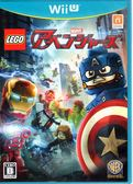 【玩樂小熊】現貨中 Wii U遊戲 樂高 復仇者聯盟 LEGO:Marvel Avengers 日文日版