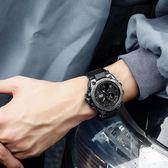 男士手錶防水特種兵運動學生智慧戰術潮黑科技多功能機械電子錶男