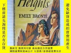 二手書博民逛書店Wuthering罕見Heights 《1939年版老書》Y14