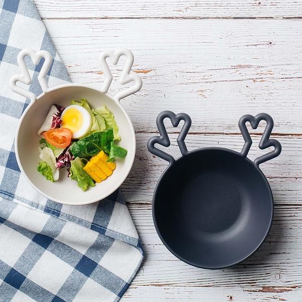 韓國nineware 動物造型蓋碗(麋鹿) -共4色