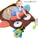多功能遊戲地板防潮墊,嬰兒專用枕