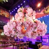 吊燈 繁花酒吧櫻花植物裝飾大音樂餐廳火鍋店 現貨快出YJT