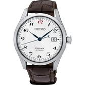 【分期0利率】SEIKO 精工錶 PRESAGE 箱型鏡面 40mm 機械錶 6R15-03N0J 原廠公司貨 SPB067J1