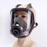 防毒面具噴漆專用6800防毒口罩防塵化工氣體防毒氣農藥防毒面罩
