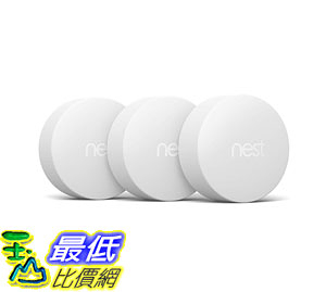 [8美國直購] Nest Temperature Sensor 3-pack Bundle