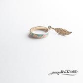 yunique Backyard  波西米亞細版戒指