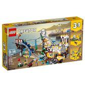 LEGO 樂高 Creator 創意系列 31084 海盜雲宵飛車 【鯊玩具Toy Shark】