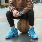 透氣童鞋女小學生童鞋籃球鞋男戰靴春夏季兒童運動鞋子男 道禾生活館