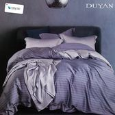 《竹漾》100%天絲雙人加大兩用被床包四件組-晚霞