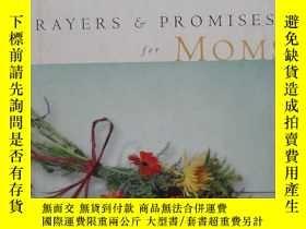 二手書博民逛書店Prayers罕見and Promises for Mom 32