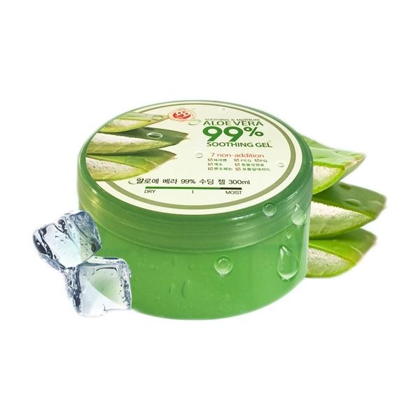 韓國 Beloved&Co 蘆薈99%補水修護保濕凝膠(300ml)【小三美日】蘆薈膠