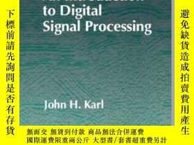 二手書博民逛書店An罕見Introduction To Digital Signal Processing-數字信號處理概論Y