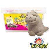 KID ART 美國創意手作黏土 沙雕黏土(始盜龍)