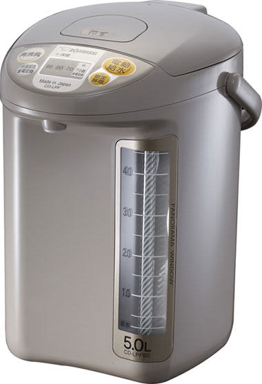 ~不能說ㄉ特價~【日本原裝】象印CD-LPF50熱水瓶 5公升 免運!(( 另售CD-LGF50/CV-DSF50 ))